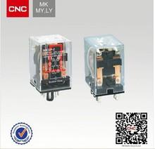China Supplier MK MY,LY mini relay 3v