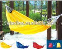 colorful beach hammock /hammock for leissure
