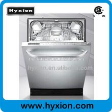 2015 china price stainless steel 24 inch dish washing machine