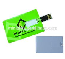 Promotional gift business card usb flash drive bulk cheap memory stick usb