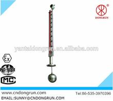 UHZ-99B Magnetic Liquid Level Gauge/manufacture/very suitable for big Viscosity and much Particles liquid medium