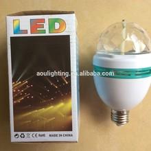 China magic lighting stage led magic light bulb and rotating