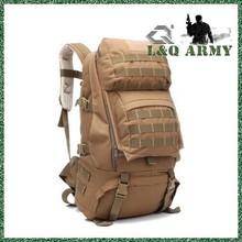 Camo Travel Rucksack Bag