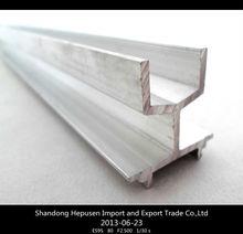 aluminum extrusion profile/elevator aluminium guide rail
