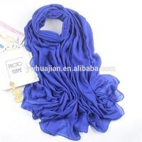 Wholesale women cotton scarf