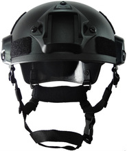 Outdoor camping training military tactical helmet , police helmet supplier China