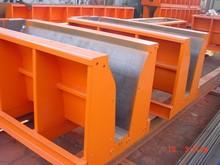 Large precast steel concrete mold