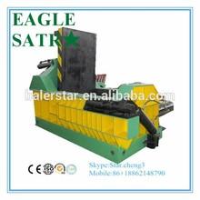 manual automatic horizontal scrap metal press for sale