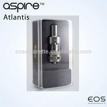 Nueva llegada! Aspire c604 cig electrónico nuevo aspire atlantis en la acción
