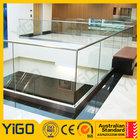 YiGo balcony glass fence/handrail pipe made in China