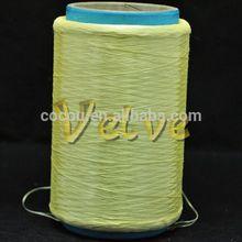 aramid cut cow leather gloves sewing thread