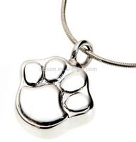 Silver Pendant Special Design Pet Ash Jewelry