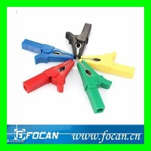 30A 1000V Safety plastic Test Clip alligator clip