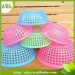 Medium plastic fruit vegetable basket