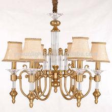 Hierro de color bronce modern kevin reilly altar colgante de luz de la lámpara de la EASUN
