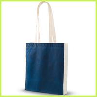 long handles Organ Bag Non Woven Bag Gusset Bag