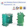molino de rodillo de la línea de la caja de engranajes de acero laminadores el aumento de velocidad caja de engranajes