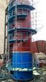 alto desempenho de máquinas populares amônia dessulfuração gesso fgd
