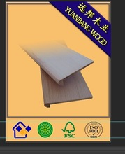 Chipboard stair tread/ stair step for interior decoration