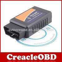 Professional ELM327 Interface Bluetooth OBD2 / OBD II Auto Car Diagnostic Scanner