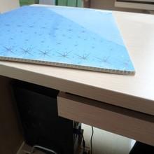 new square design pvc ceiling panel/pvc tile