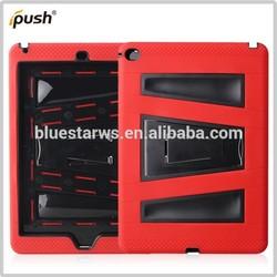 Combo Case for iPad Air 2 Hybrid Armor Kickstand case