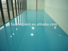 Epoxy self-leveling anti-static floor paint