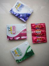 best selling natural latex penis sleeve condom