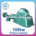 125KW generador de energía libre para la energía hidráulica