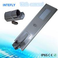 Intefly motion sensor outdoor light hidden camera light bulb