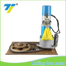 600kg remote control industrial roller door motor/roller shutter motor/automatic door opener