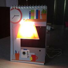 most popular best selling eco-friendly indoor lighting vip gift