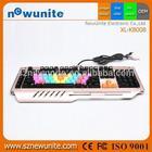 Popular hotsell tablet keyboard case wired keyboard