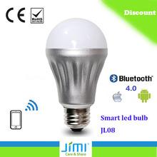 2015 hot sale CE RoHS jimi lg led bulb