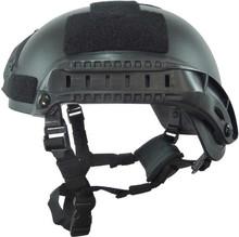 Top quality German army helmet , matte black tactical combat helmet distributor