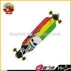 Long Board for big wheel skateboard