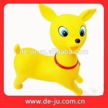 baño de los niños de plástico de los animales de juguete de baño feliz de juguete de plástico de juguete
