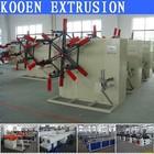 KOOEN new technology hdpe pe pp pvc plastic pipe coiler winding machine winder