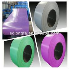 ppgi coils building material