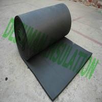 China high quality insulation rubber foam shoe sole sheet rubber foam tube