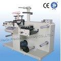 alta velocidade mangas pvc label cortador rotativo