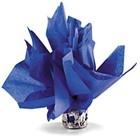 virgin wood pulp blue tissue paper for flower