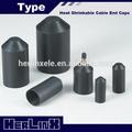 tabela de especificação de calor cabo retráctil final cap