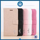 LZB Silk grain series premium PU skin phone case for HTC Desire 310