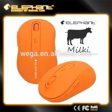 ELEPHANT Milki Blue - Sensor Silent Candy Color Mouse