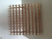 2015 hot sale bétula fio rack de madeira carretéis