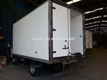 HYUNDAI /Refrigerated cargo box/van truck body for fish