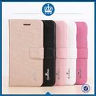LZB Silk grain seires flip wallet case for Sony Xperia Z3 cover