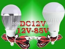 Led lamp 12V DC 5W