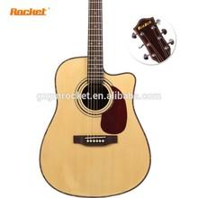 TSF-41C spruce acoustic guitar